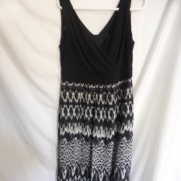 CONNECTED APPAREL, size 14, dress, zip back, BNWOT